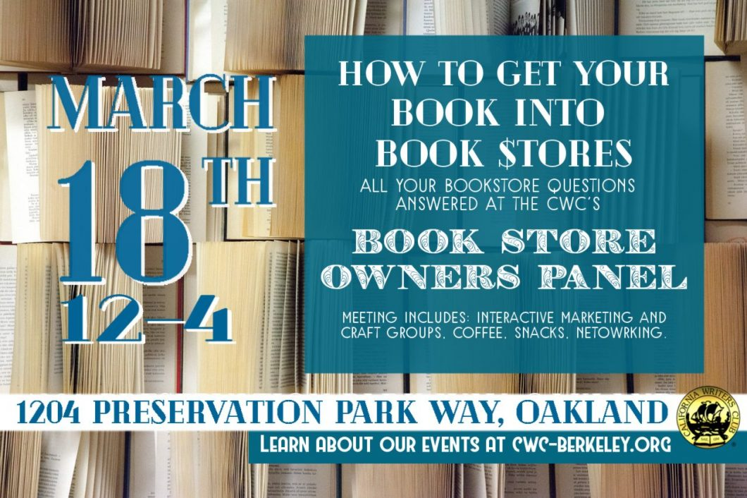 See You Sunday! Bookstore Owners Panel