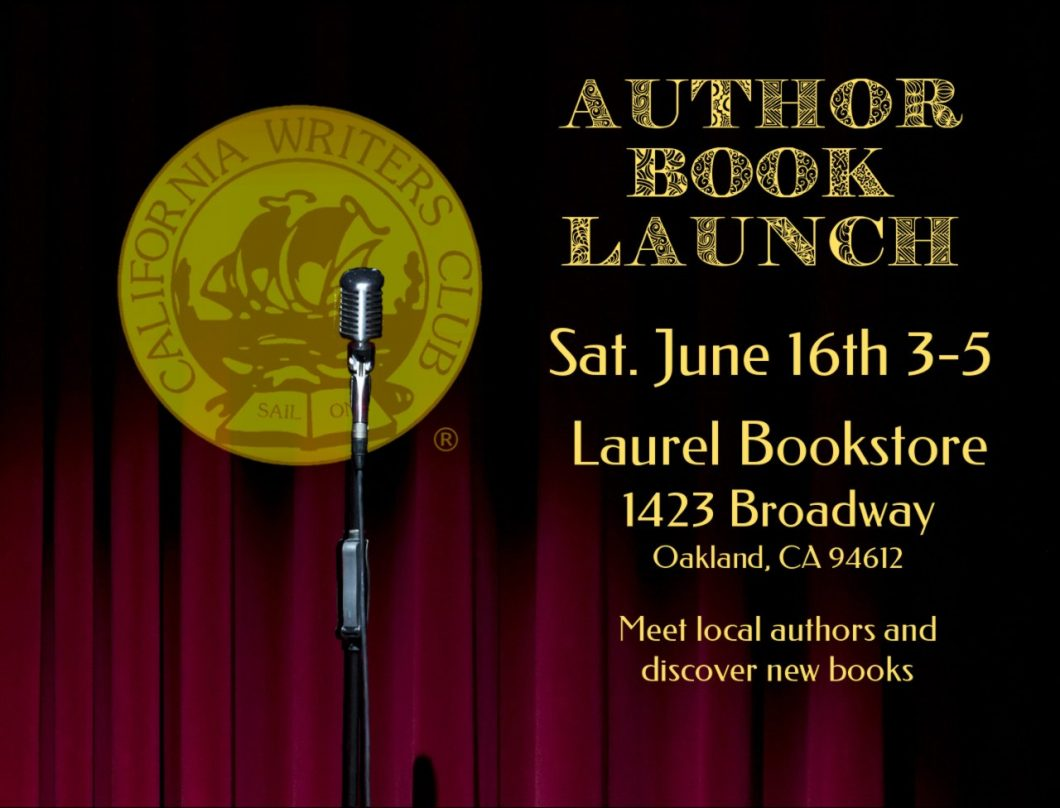 CWC Author BOOK LAUNCH June 16th!