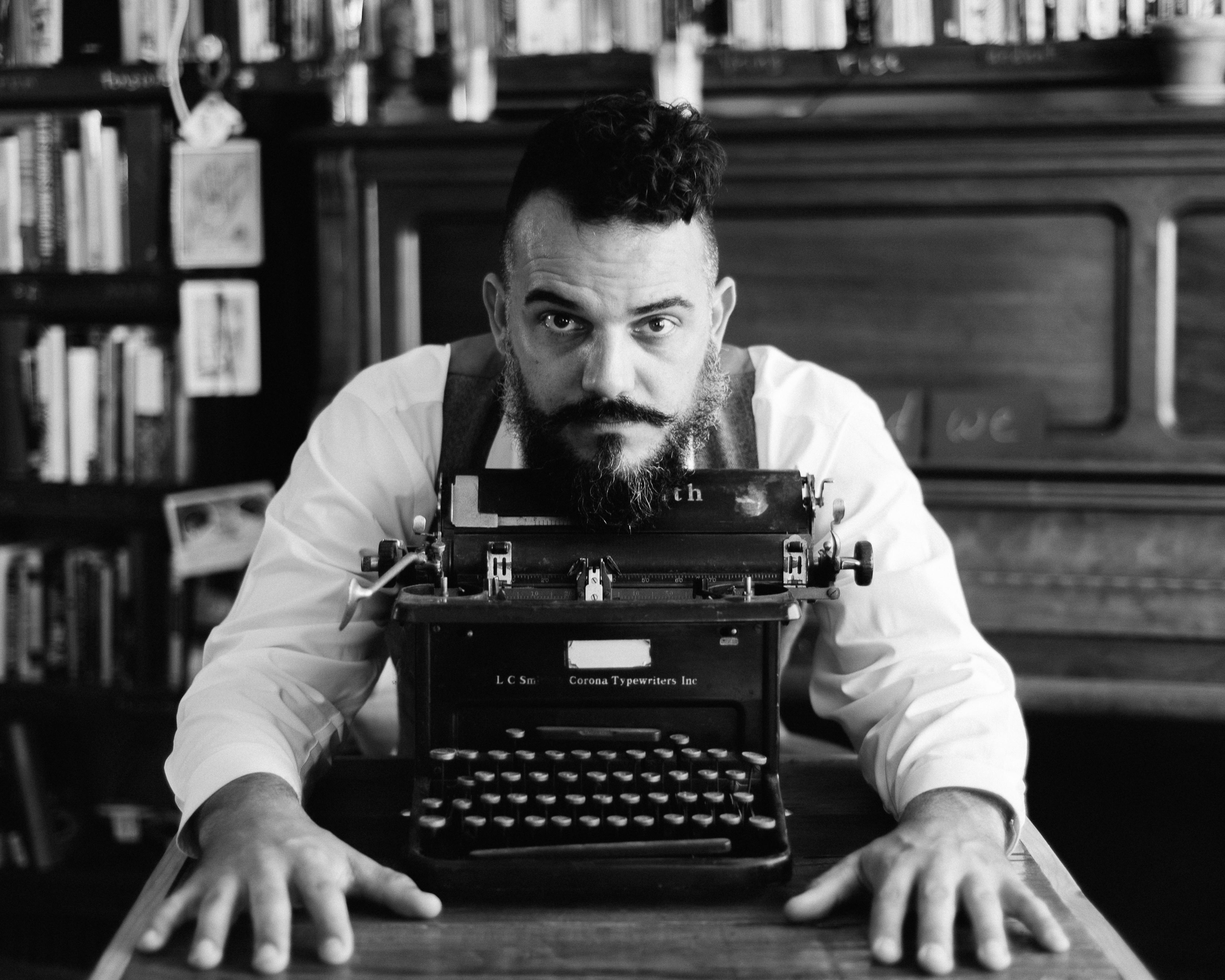 JK Fowler of Nomadic Press