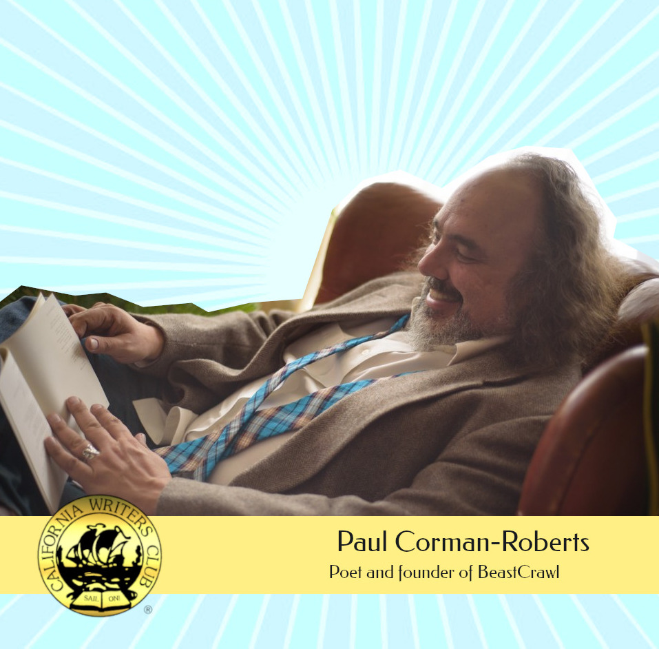 An Interview with Poet Paul Corman-Roberts, Poet and Founder of Beast Crawl